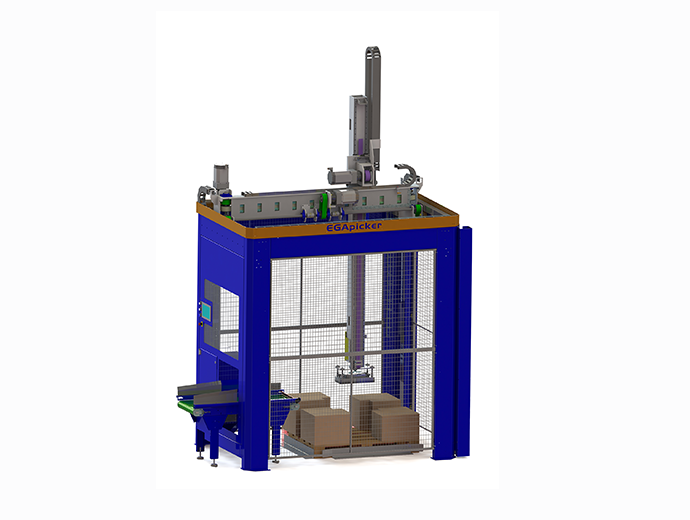 EGApicker palletizing robot