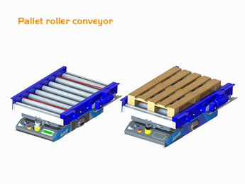 AGV Modul for pallets
